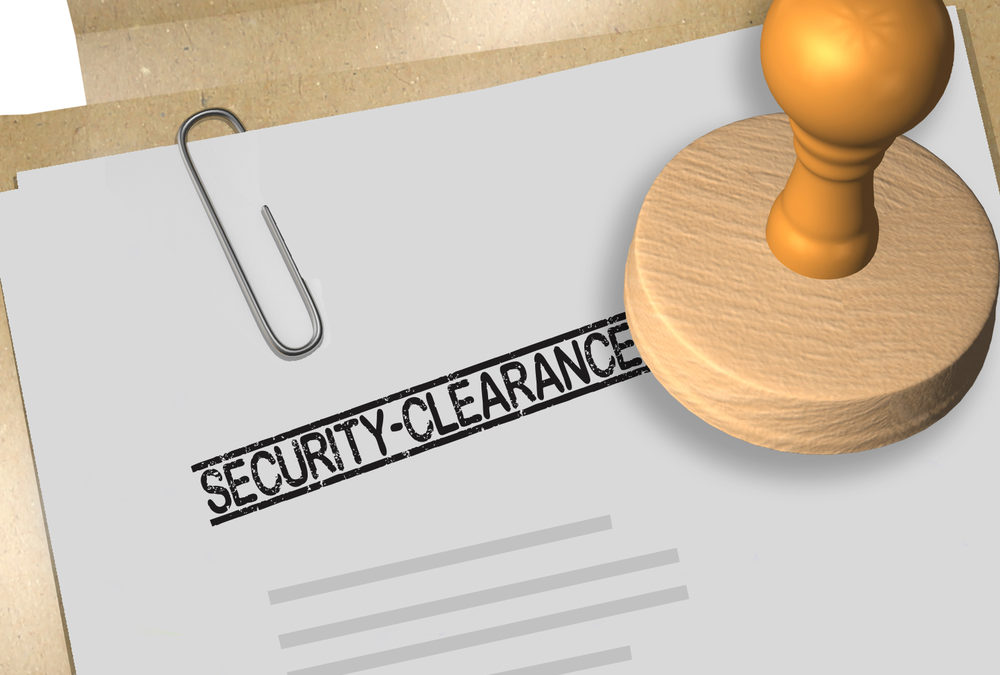 security clearance; federal government;